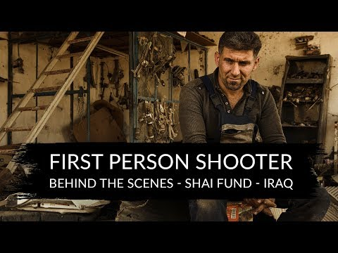 First Person Shooter - Behind The Scenes - Iraq