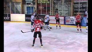 Devils V Caps - Jarolin pulls one back