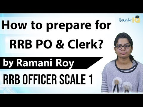 How to Clear RRB PO and Clerk Exam - Tips, Books and Strategy