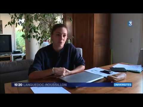 Sélection En Master à L'université Paul Valéry : Reportage De France 3 Languedoc