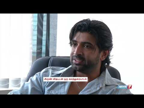 Actor Arun Vijay after Yennai Arindhaal's success
