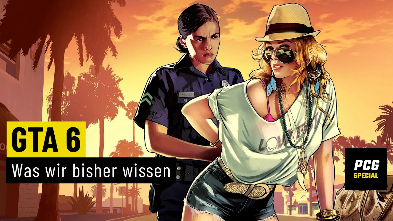 Grand Theft Auto 6: Als Bitcoin-Millionärin durch Miami?   Gerüchteküche
