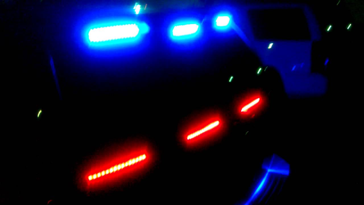Texas Fire And Police Equipment Stealth Lighting