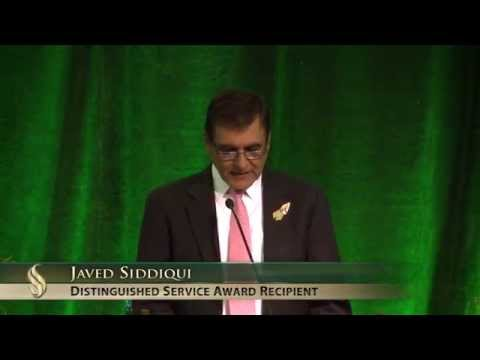 Distinguished Alumni Awards - Javed Siddiqui