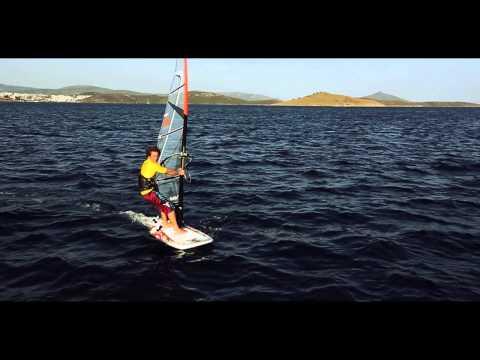 1. Intermediate Windsurfing - The Tack