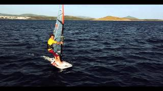 1. Intermediate Windsurfing - The Tack