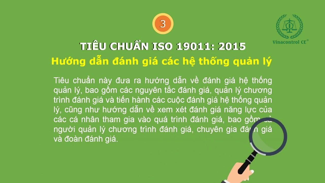 Tìm hiểu ISO 9001:2015 | Chứng nhận hệ thống quản lý | Vinacontrol CE