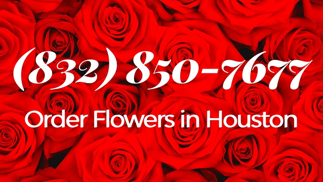 Houston Florist Order Flowers Online With The Best Florists In Tx