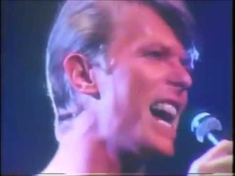 David Bowie live at Dallas Convention Center – The 1978 World Tour