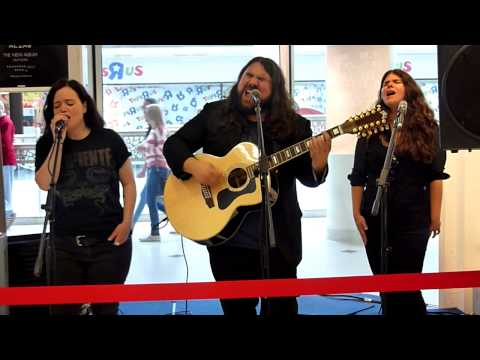 THE MAGIC NUMBERS 'LOVE ME LIKE YOU' ACOUSTIC @ HEAD MUSIC, BROMLEY 18.08.14
