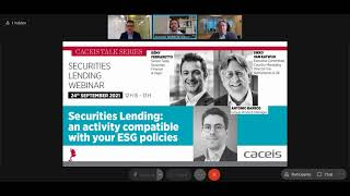 Securities Lending, An Activity Compatible with Your ESG Policies