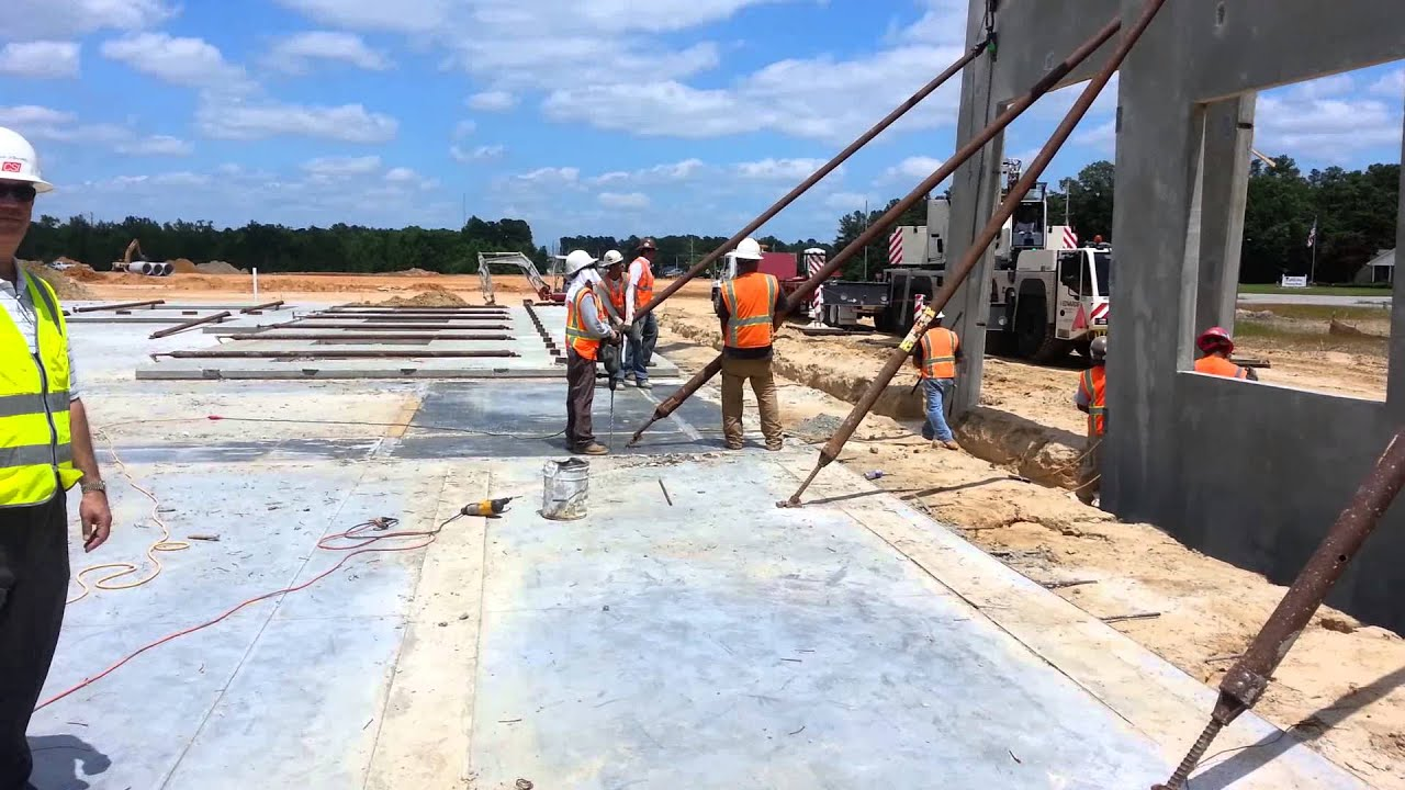 tilt up construction report Boost your career by booking into this tilt-up training course - supervise tilt-up  work  practice for precast, tilt-up and concrete elements in building  construction  submitted to nara on the day (nara will provide blank report prior  to training).