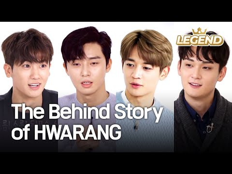 The Behind Story of HWARANG [ENG/2016.12.26]