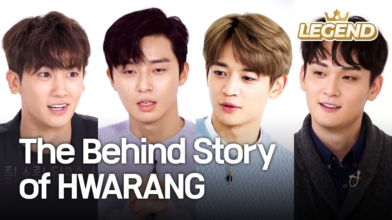 Download The Behind Story of HWARANG