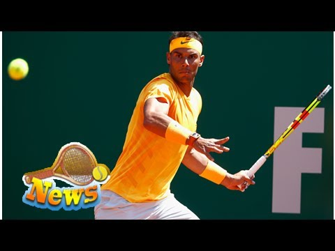 Daily mix: it's the rafael nadal show in monte carlo