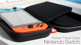Official Nintendo Switch Deluxe Travel Case