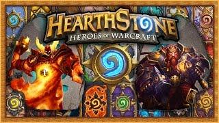 Hearthstone: Legend Quest Warrior Deck Guide