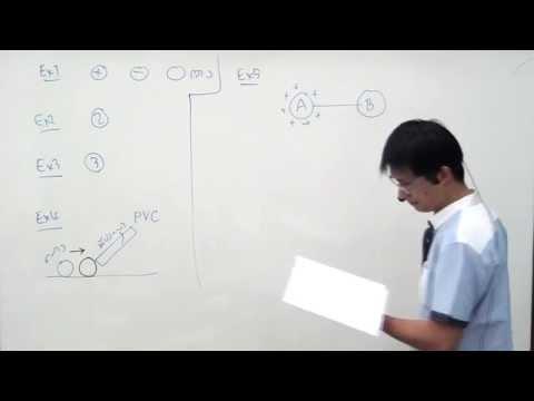 ฟิสิกส์ ม.5 บทที่ 13 ไฟฟ้าสถิต (ครั้งที่ 1)