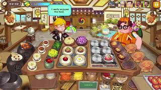 Cooking Adventure - Korean Restaurant Level 41 - Full Upgrade screenshot 5