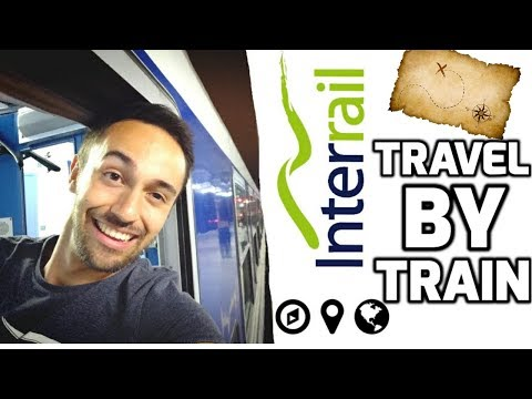 TRAVEL IN EUROPE STRESS FREE #13 Interrail TIPS; Travel Pass, Reservations, Night Trains, Bags, etc.