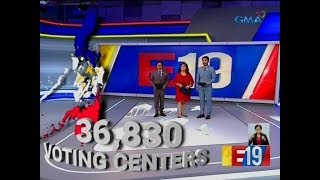 #Eleksyon2019: Highlights of GMA News and Public Affairs Special Coverage
