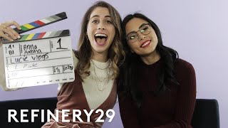 I Got Career Advice From Anna Akana | Lucie Fink Vlogs | Refinery29