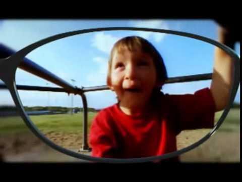 5b627053655f Hoya Super HighVision Anti Reflective Coating - YouTube