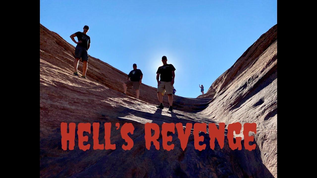 Hell's Revenge 2020