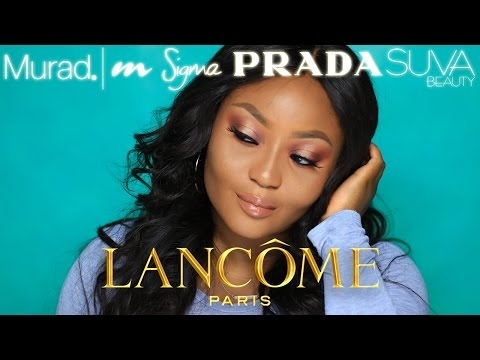Products I Can't Live Without Prada Lancome Murad Sigma Suva Beauty
