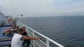 Travel to Karlskrona and to explore cruise ferry Stena Baltica