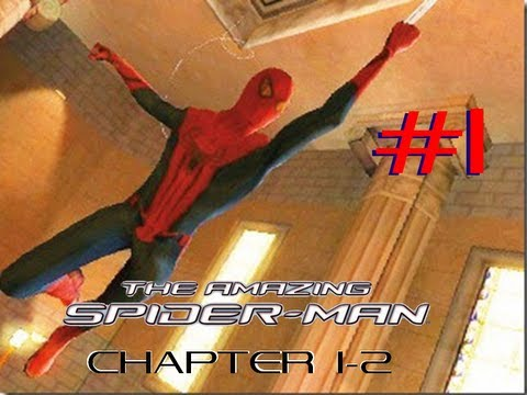 The Amazing Spider-Man - Part 1: Oscorp Is My Friend?! (3DS)