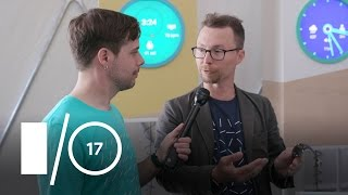 I/O '17 Guide - Android Wear