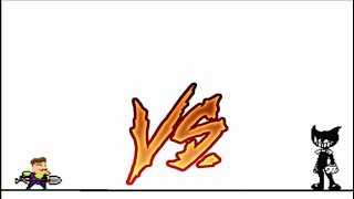 Bendy vs Hello Neighbor
