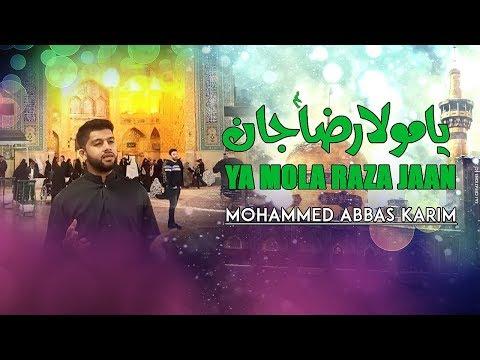 Ya Imam-e-Raza by Meer Hassan Meer (Lyrics) by Abbas