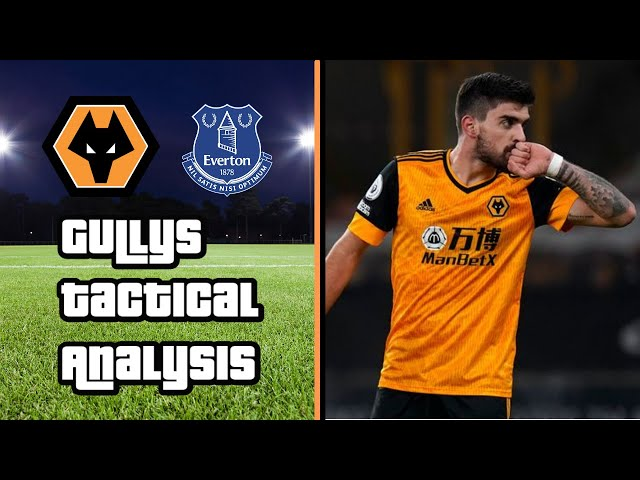 Wolves 1-2 Everton | Gully's Tactical Analysis