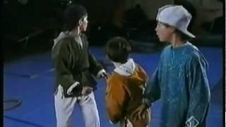 3 Ragazzi Ninja (1992) Parte 11 ITALIANO