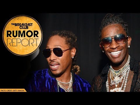 Young Thug and Future Have Tattoos of Each Other's Names