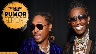 Young Thug and Future Have Tattoos of Each Other