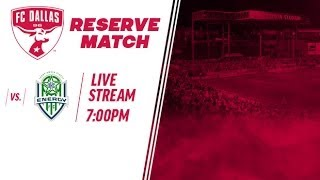 LIVE STREAM: FC Dallas Reserves vs. Oklahoma City Energy FC