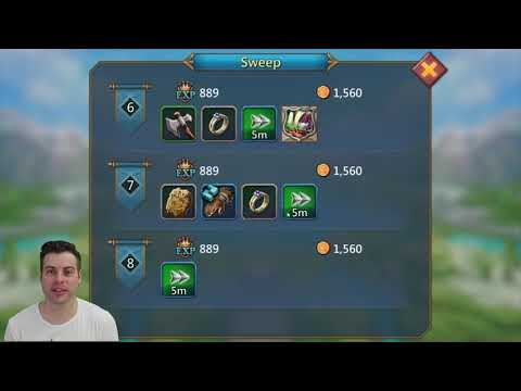 Lords Mobile F2P Series 22: What Not To Do 1