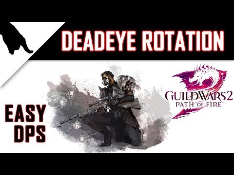 Easiest Rotation of my Life! - Power Deadeye Rotation [27k+]