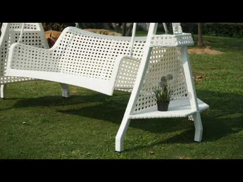 2 Seater Swing Seating from KR Outdoor Furniture