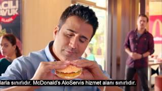 McDonald's Acılı Tavuk Klasik - Emrah
