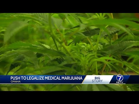 '500 Millennials of Omaha' pushes for medical marijuana legalization