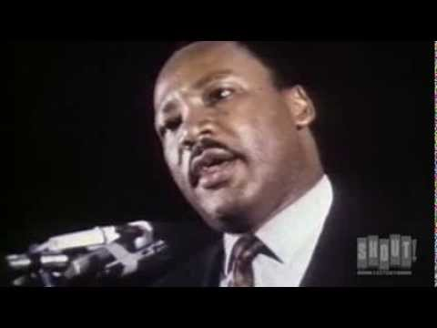 James Brown Martin Luther King Jr I Just Wanna Do Gods Will And Ive Seen The Promised Land