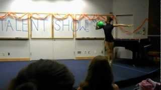 Laura Zeng: 2012 Ballet Dancers Talent Show