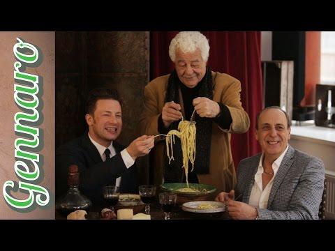 Gennaro Contaldo, Jamie Oliver & Antonio Carluccio