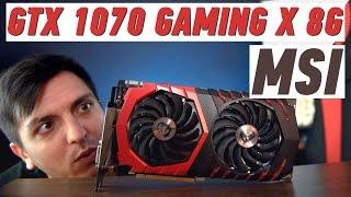 MSI GTX 1070 GAMING X 8G: прощай, Maxwell
