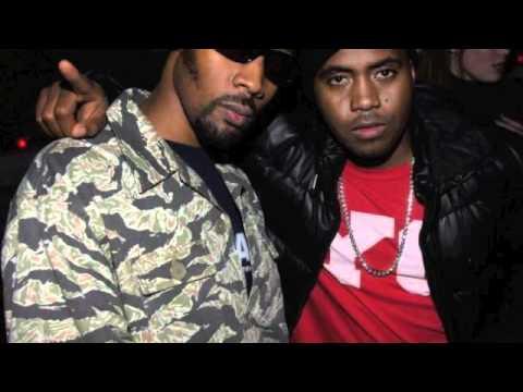 Nas- Street Dreams remix