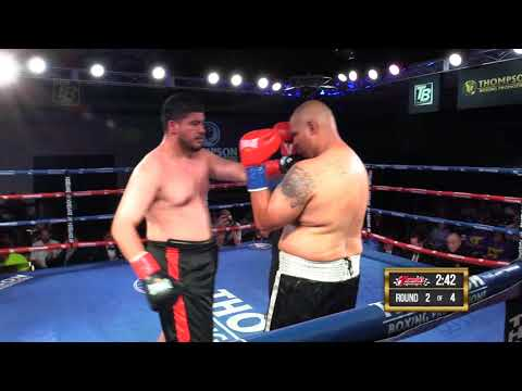 Heavy Weight Bout 4 Rounds   Jason Sotto Vs Samuel Perez   Boxing Stream